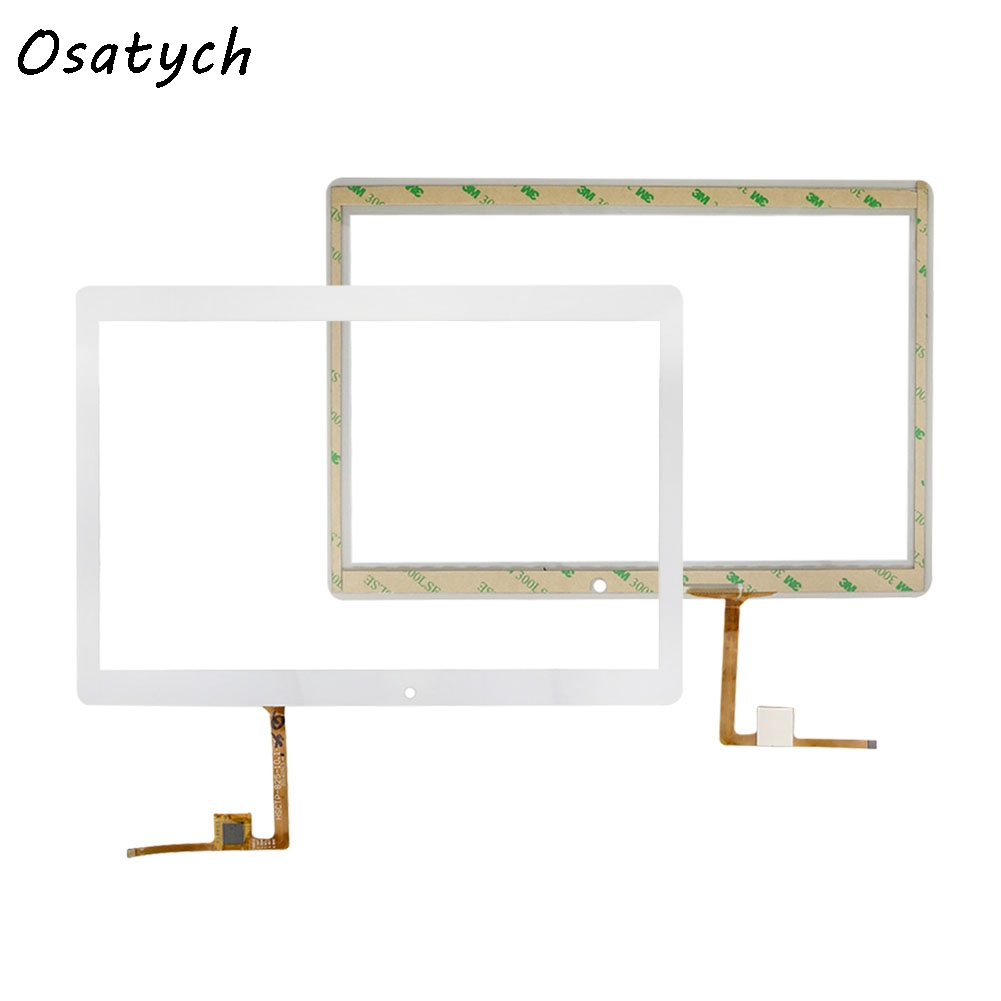 High Quality 10.1 inch Touch Screen for Irbis TZ191 TZ 191 Tablet PC Glass Lens Sensor Digitizer Replacement Free Shipping new for irbis tz191 tz 191 tz 191 touch screen touch panel digitizer glass sensor replacement free shipping