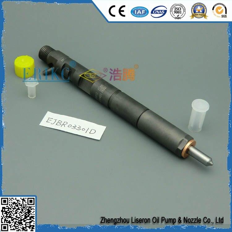 ERIKC Ejbr03301d Fuel Diesel Injector Ejb R03301d Erikc Injector Ejbr0 3301d for Euro 3 Jmc Transit 2.8L Van 114bhp 4jb1TCI