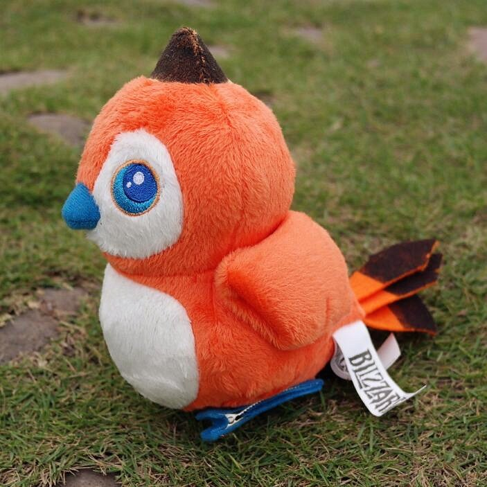 WOW game World of PEPE Plush Toys For boyfriend Hearthstone Lovely pepe Doll For  gifts