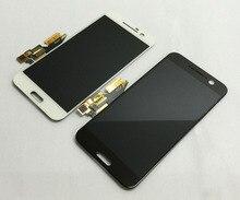 Продажа 100% Тесты Сенсорный экран планшета Сенсор Панель Стекло + ЖК-дисплей Дисплей Мониторы Экран Панель модуля в сборе для HTC 10 один M10 m10h