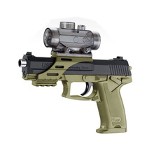 Defender USP Water Pistol Electric Inflatable Simulation Children's Toy Gun Can Launch Bullets 6mm Fully Automatic Nerf Gun