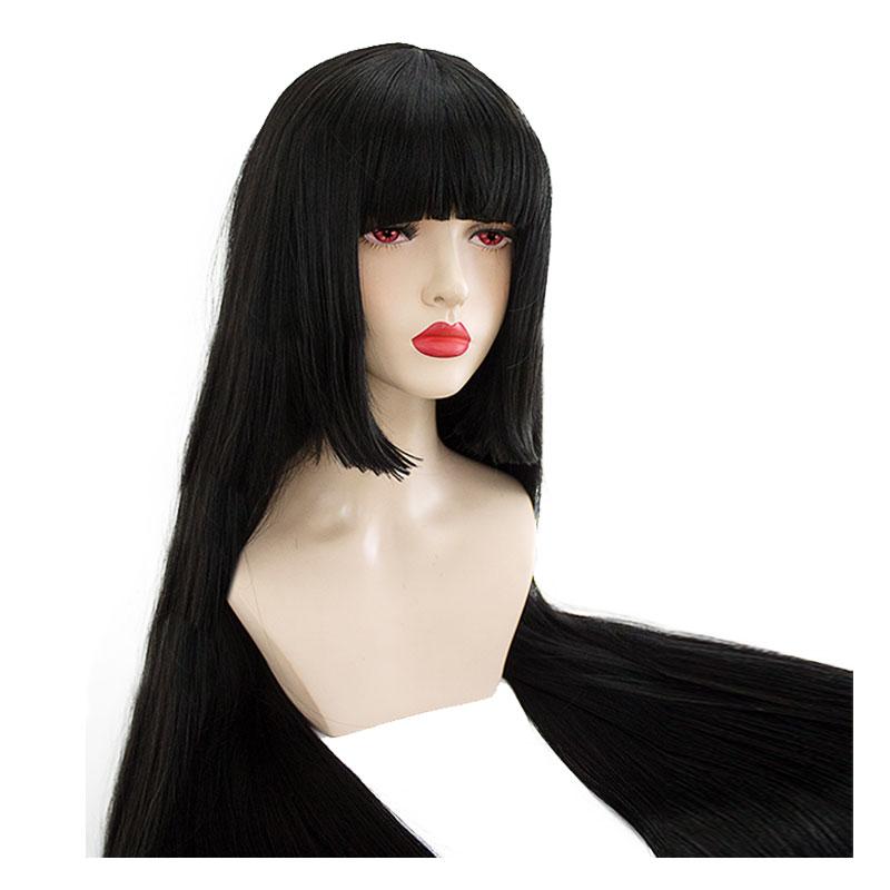 HSIU Yumeko Jabami Cosplay Wig Kakegurui Costume Play Wigs Halloween Costumes Hair Free Shipping NEW High Quality