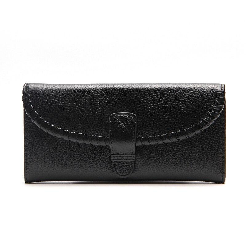 Tiesidun Women Wallets Brand Design High Quality Genuine Leather Coin Purse Female Hasp Fashion Long Women Clutch bag For Gift перфоратор bort bhd 900 93724054