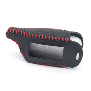 Leather Car-Styling Key Cover