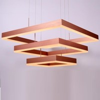 Chandelier Moderne Gantung European Light Led Nordic Design Luminaire Suspendu Deco Maison Luminaria Hanging Lamp