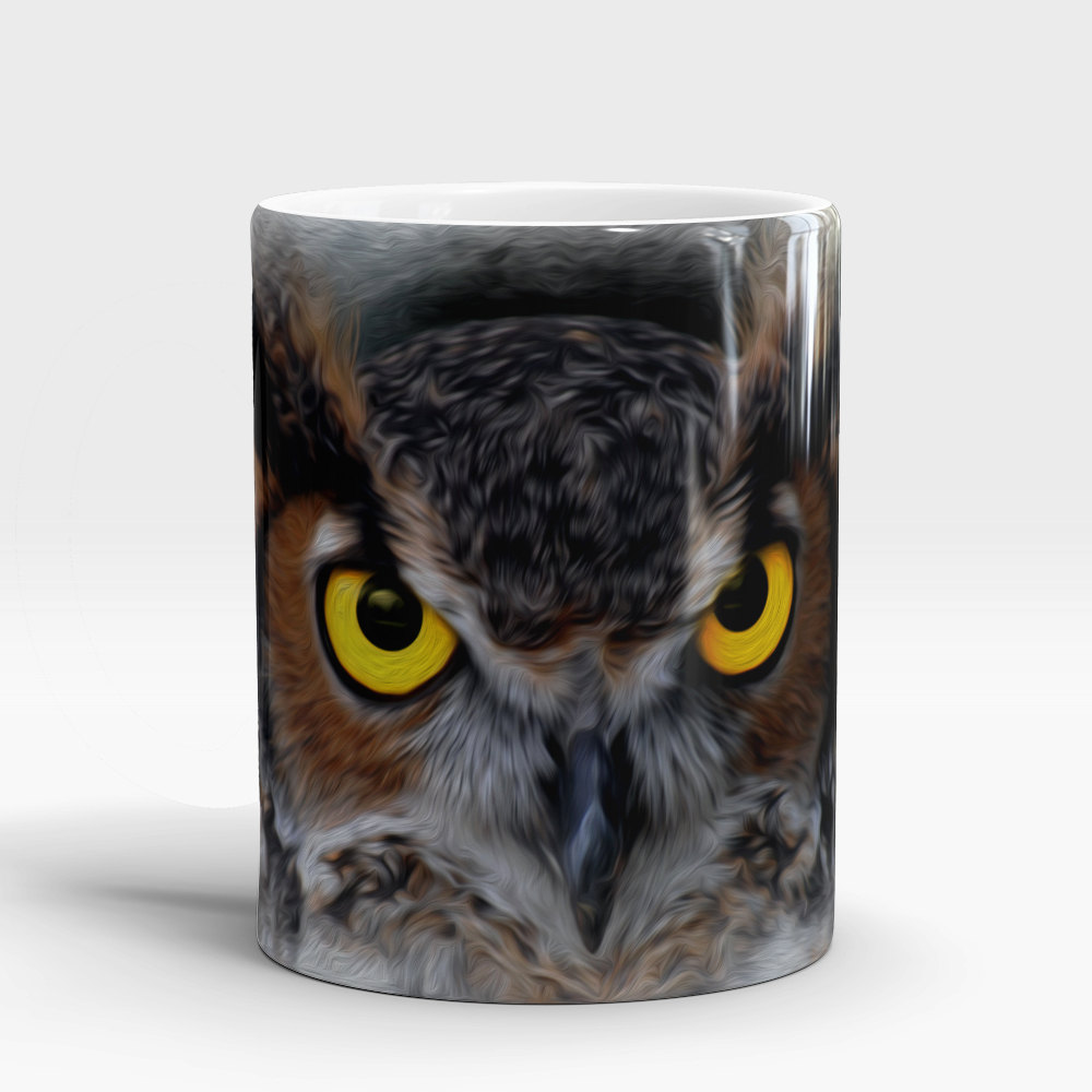 marauder s map owl mugs morphing magic mugs Color Changing magical mug heat disappearing cups beer