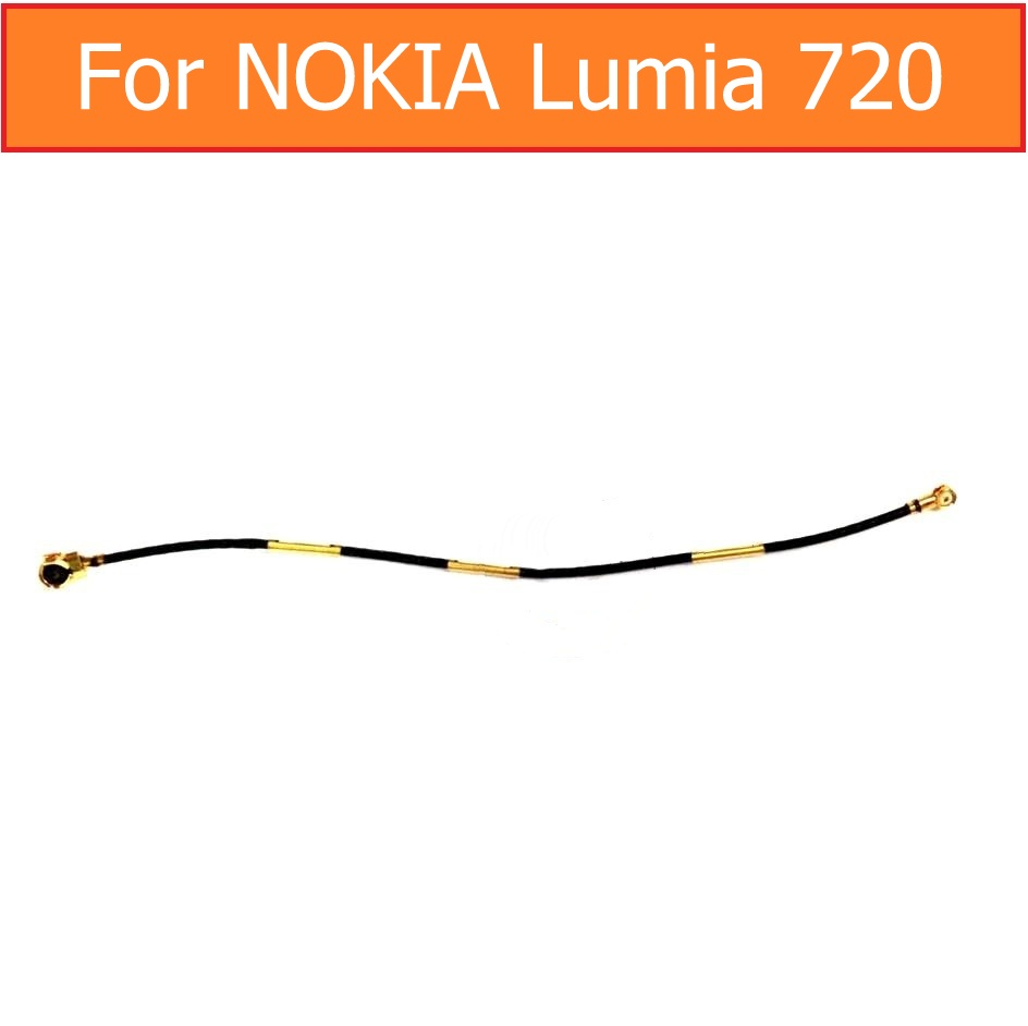 Original Antenna Signal Flex Cable For Nokia Lumia 720 N720 RF Cable Wire Ribbon Antenna Mast Signal Antenna Line Replacement