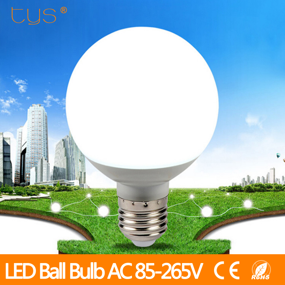 LED Lamp E27 7W 9W 12W 15W 85-265V Lampada LED Bulb Lamparas Bombillas LED Light SMD5730 Energy Saving 360 Degree Warm White