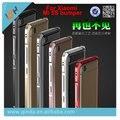 Para xiaomi mi5s diseño luphie parachoques estereoscópica 3d de aluminio de parachoques del metal para xiaomi mi 5S 5S plus envío gratis