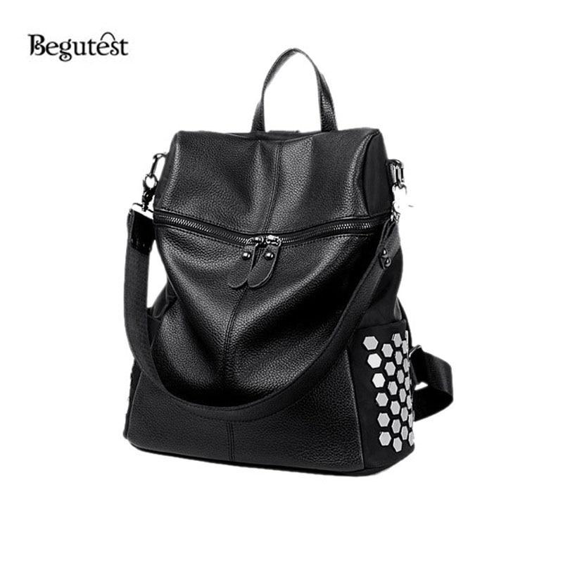 Backpacks For Teenage Girls New Casual Women Backpack High Quality Fashion Travel School Bags Ladies Brand Designer Bookbag augur brand new fashion mens designer backpack leisure waterproof backpack women backpacks for teenage girls ag0012