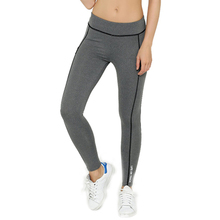 Hot Women's Compression Long Pants Skinny Fitness Workout Pants Breathable Quick Dry Female Legging Trousers