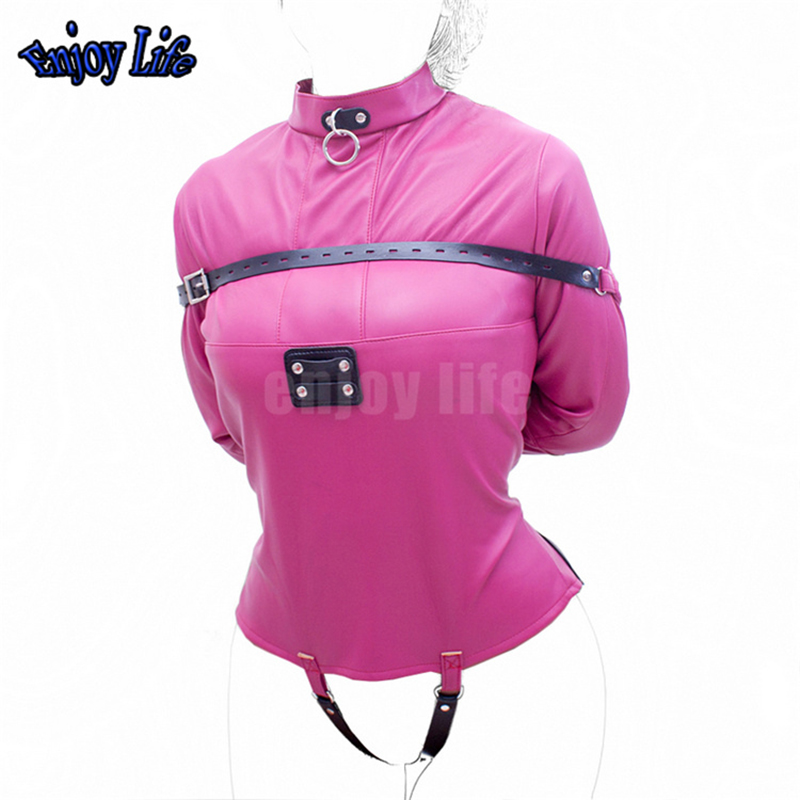 Pink Straight Jacket 3PX09Y