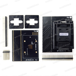 Image 3 - RT809H EMMC   Nand FLASH Programmer + BGA64 พิเศษ EMMC สำหรับ RT809H โปรแกรมเมอร์ RT BGA64 01 ซ็อกเก็ต