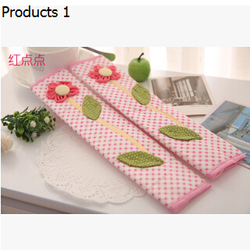 Free shipping new flower leaf refrigerator handle cover fridge door handle cloth kitchen free handle.jpg 250x250