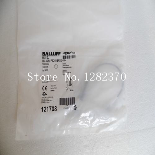 New original authentic BALLUFF sensor switch BES M08MI-PSC40B-BP00,2-GS04 Spot