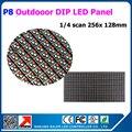 P8 Открытый 256*128 мм модуль RGB 1R1G1B полноцветный светодиодный дисплей модуль 3in1 32*16 пикселей 1/4 сканирования светодиодный модуль открытый светодиодные матрицы rgb