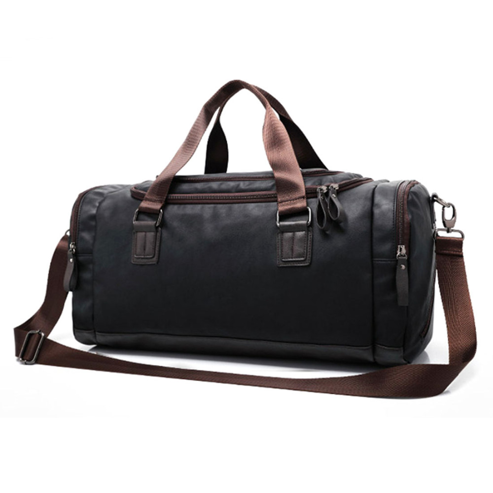 e49e1a7fab45 Packing  OPP Bag Package Content  .1 x Sports bag travel Bag. Related  Products from Other Seller. New Arrival Leather Gym Bag Luxury Men Women ...