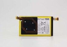 LIS1547ERPC Original Mobile Phone Battery For Sony Xperia Z2A SOL25 ZL2 Accumulator AKKU High Quality 3000mAh Free Shipping