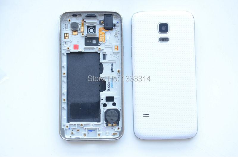 s5 mini white house