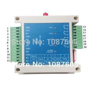 Image 5 - Long distance 3000m Four ways wireless remote control switch radio module SK108 for water tank