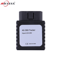 4G GPS Tracker OBD Spy GSM Tracking Device 3G Car Locator OBD 2 Connector MP90 Realtime 4G FDD LTE Voice Monitor Geo Fence Alarm