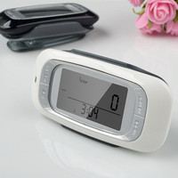 New Fashion LED Display 3D Pedometer Multi Function 7 Day Memory Step Calorie Distance Counter