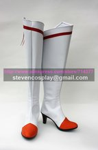 Custom-made Cheap Smile Pretty Cure Cure Sunny Cosplay Boots Cosplay Shoes Halloween(China)