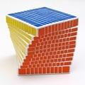 NEW ShengShou 11x11 Cubo Mágico Profissional PVC & Matte Adesivos Enigma Velocidade Cubo Magico Brinquedos Clássicos de Aprendizagem Educação brinquedo