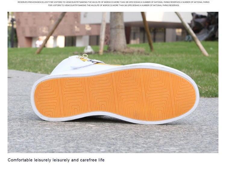alta superior sapatos esportivos sapatos de caminhada