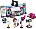 Brinquedos para crianças DA MARCA CHINA 10403 auto-travamento bricks Compatíveis com Lego Amigos 41103 Pop Star do Estúdio de Gravação
