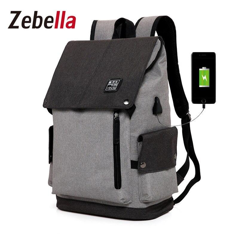 USB Charging Backpack Set For Lovers Men Mochila Oxford Shoulder Bag Male Travel Bag School Bag For Teenagers Female Rucksack none