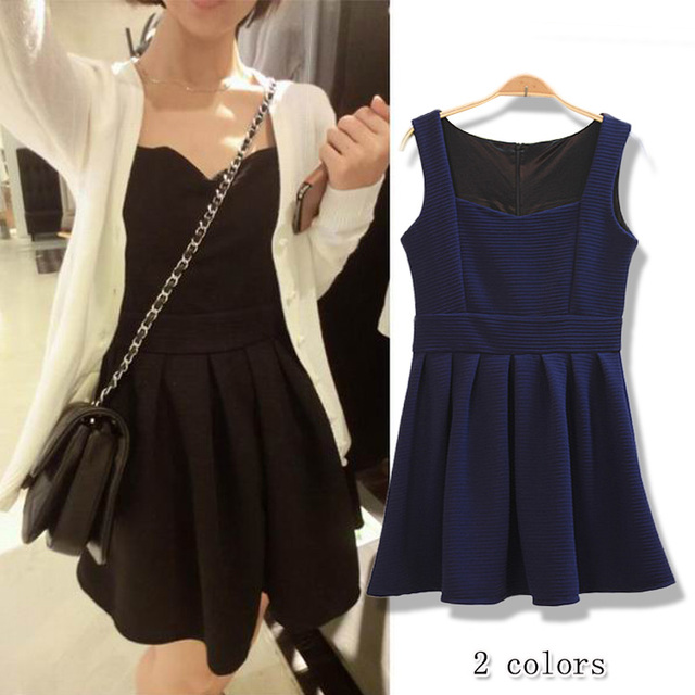 NEW ARRIVAL NEW ARRIVAL 2013 summer women's m10 ladies vintage sexy slim dress vest one-piece dress  FREESHIPPING FREESHIPPING