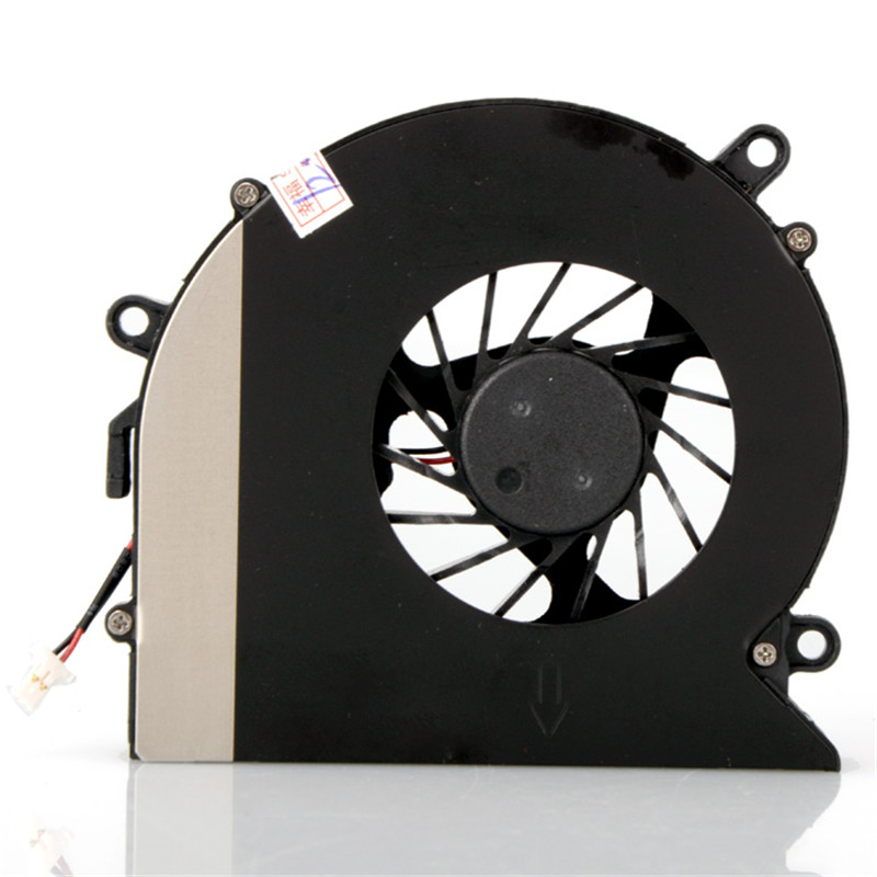 Laptops CPU Cooling Fan Notebook Computer Replacements Cooler Fan For HP Pavilion DV7 DV7-1000 DV7-2000 Sps-480481-001 laptops replacement accessories cpu cooling fans fit for acer aspire 5741 ab7905mx eb3 notebook computer cooler fan
