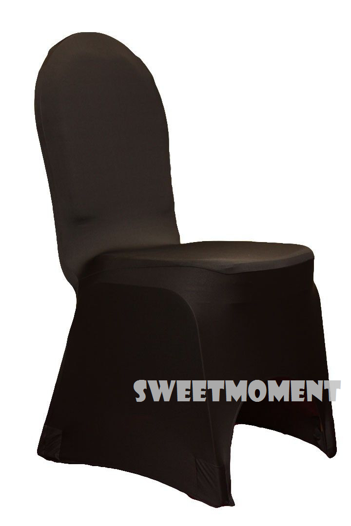 Fantastic Us 348 0 100 Black Spandex Chair Cover For Wedding Universal Lycra Chair Covers For Banquet Free Shipping To Russia In Chair Cover From Home Andrewgaddart Wooden Chair Designs For Living Room Andrewgaddartcom