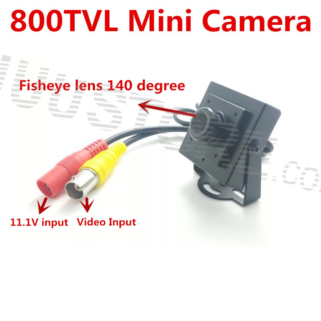 "Drone Camera 1/3"" CMOS 2.1mm 140 Degree Wide Angle Lens High Resolution HD 800TVL Security Mini Drone FPV Camera"