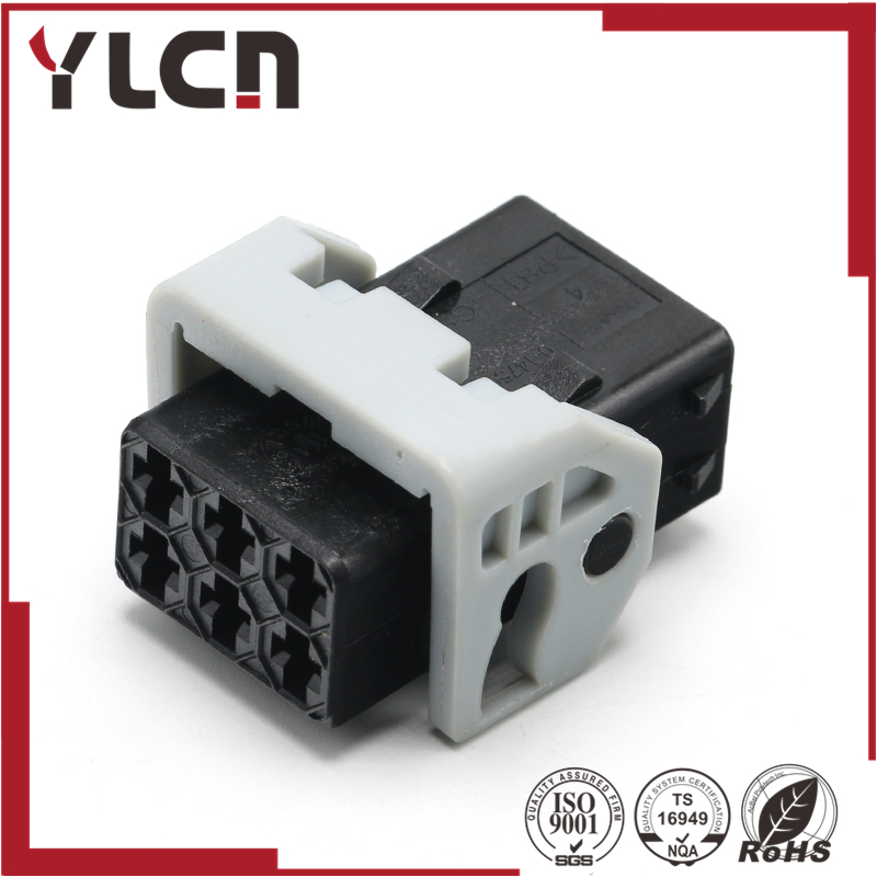 High Quality 6 pin auto electric receptacle crimp connectors wire connectors блуза adzhedo adzhedo ad016ewwut30