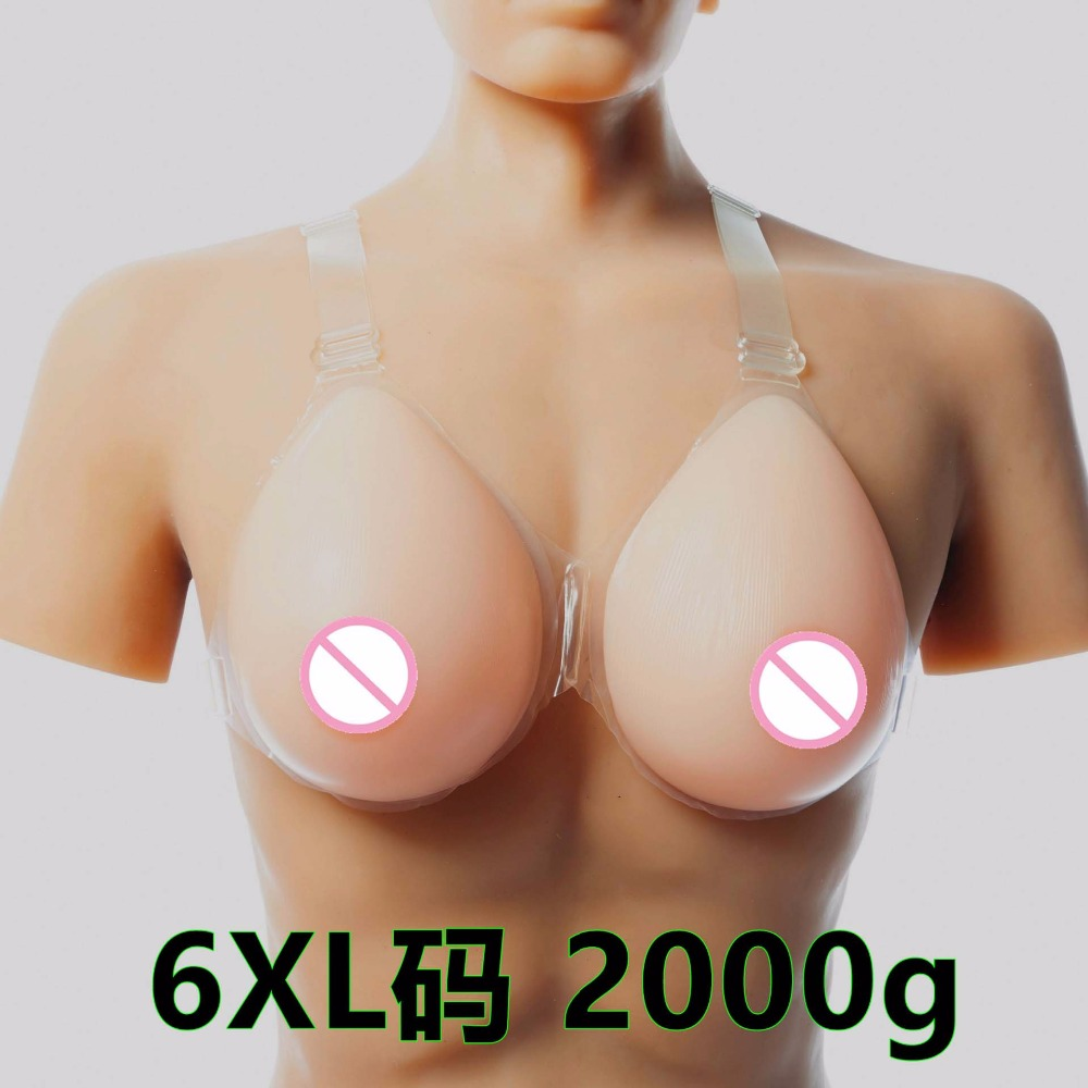 Free shipping 2000g/pair F Cup Beige full breast enhancers Silicone breast forms Fake Boob false Bust for men shemale drag queen free shipping shemale hot sexy fake breast silicon breast for men realistic silicone breast forms