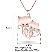 My Cute Cat Necklace