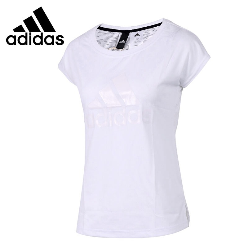 Original New Arrival 2018 Adidas SS T LEOPARD Women's T-shirts short sleeve Sportswear original new arrival 2017 adidas freelift prime men s t shirts short sleeve sportswear