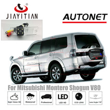 JiaYiTian rear camera For Mitsubishi Pajero Montero Shogun V80 mk4 CCD Night Vision Backup camera license plate camera Parking