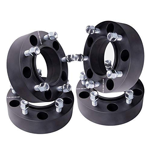 4Pcs Hubcentric 1 25 30mm 5 Lug Wheel Spacers 5x114 3mm To 5x4 5 For Jeep