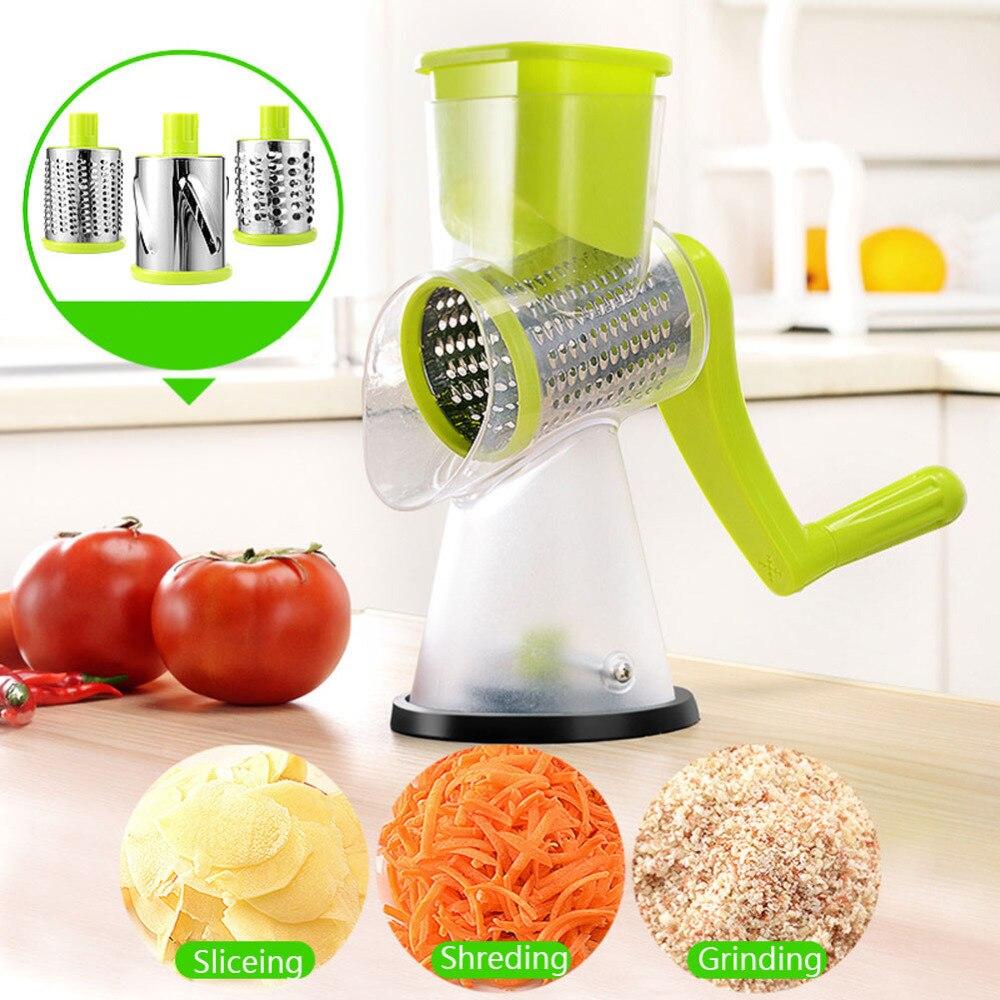 купить Mandoline Hand Manual Vegetable Slicer Tomato Cutter Food Chopper Kitchen Tools по цене 1544.95 рублей