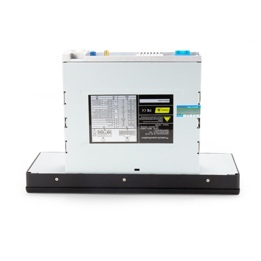 Eunavi 1 Din Octa Core Android 8.0 Radio GPS système stéréo pour BMW E39 X5 E53 10.2 ''lecteur multimédia de voiture 3G 4G WIFI écran IPS - 6