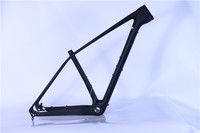 650B disc carbon fiber frame Chinese 29er carbon mountain bike frame MTB carbon 142*12mm bicycle bike frame