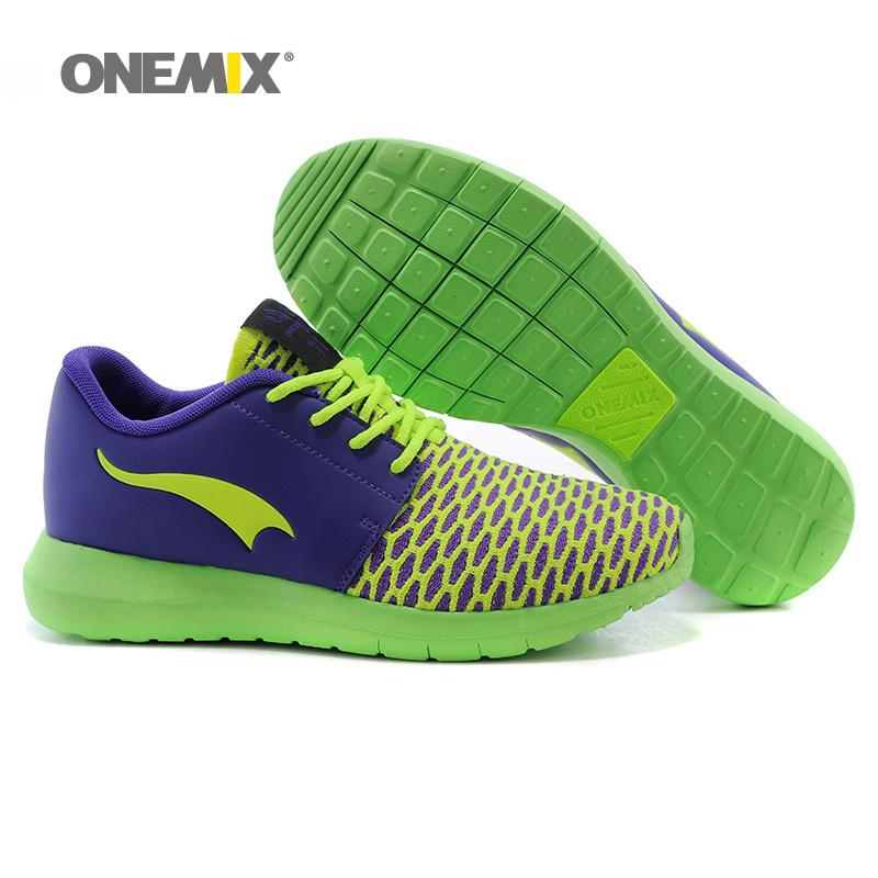 2018 Free Ship Woman Running Shoes For Women Light Breathable Athletic Trainers Zapatillas Sports Shoe Outdoor Walking Sneakers