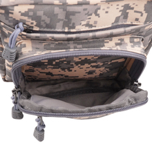 Noeby Fishing Tackle Bag Cross Body Shoulder Messenger Nylon Waterproof Fishing Gear Bag