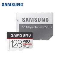 Nueva SAMSUNG PRO la resistencia tarjeta Micro SD 128GB 16G 32 GB Class10 SDHC SDXC UHS 1 tarjeta de memoria MicroSD TF 100/MS