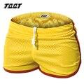 Tqqt 4 peças/lote mens boxer shorts plus size shorts moda shorts academias casuais bermudão líquidos totais 5 cores 5p0415
