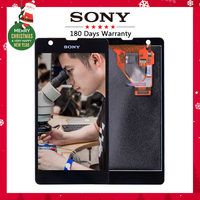 100 Tested Original 4 6 Inch 1280x720 Display For SONY Xperia ZR LCD With Touch Screen