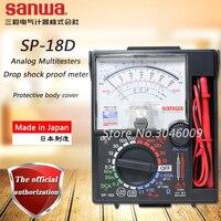 سانوا SP-18D التناظرية Multitesters ، متعددة الوظائف/متعددة المدى مؤشر المتر بطارية الاختيار المقاومة/السعة قياس